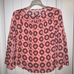 NEW! GB Girls multicolor Blouse